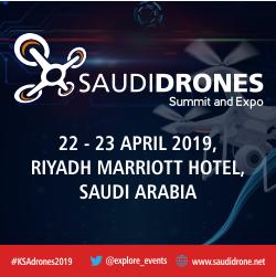 Saudi Drones