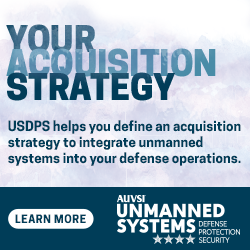AUVSI Unmanned Systems Defense Protection Security