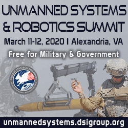 Unmanned Systems and Robotics Summit