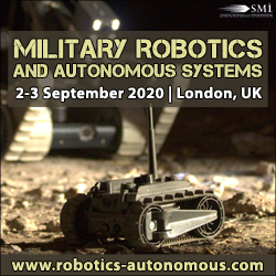 SMi's Military Robotics and Autonomous Conference
