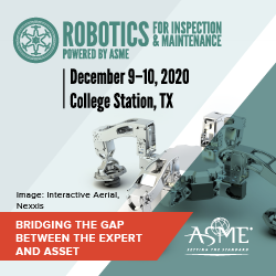 Robotics for inspection & maintenance