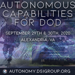 Autonomous Capabilities for DoD
