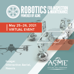 Robotics for Inspection & Maintenance