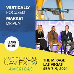 Commercial UAV Expo USA